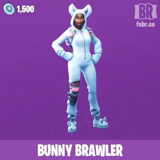 Bunny Brawler Skin Fortnite Easter