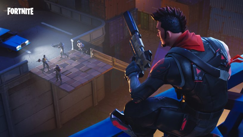 Fortnite V3.5 Update Notes Guided Missile