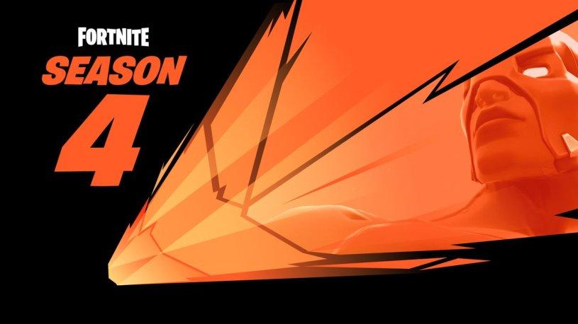 Fortnite Season 4 Comet Superhero