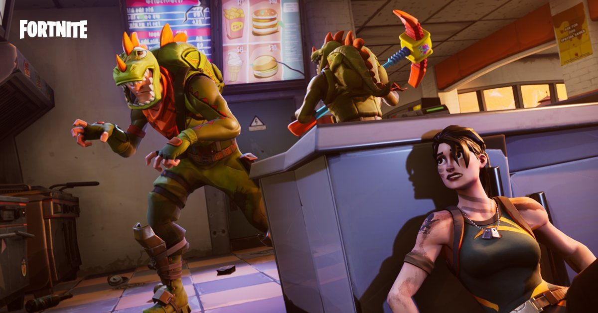 Fortnite V.3.6 Update Release Date Tomorrow!