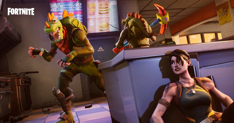 Fortnite Update V3.6