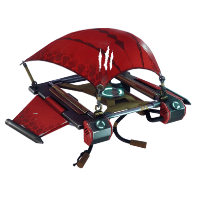 Fossil Flyer Glider Fortnite