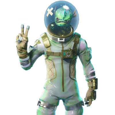 Leviathan Outfit Fortnite