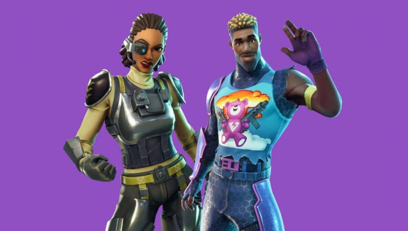 New Cosmetics Fortnite Update V3.6
