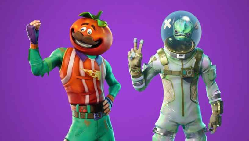 New Cosmetics Fortnite V3.5 Update