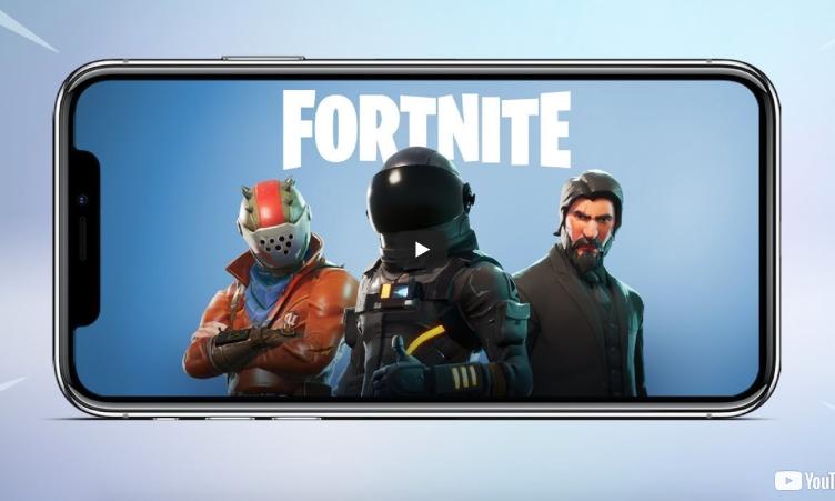 Fortnite Mobile Global Release iOS