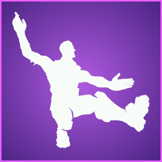 Squat Kick Emote Fortnite