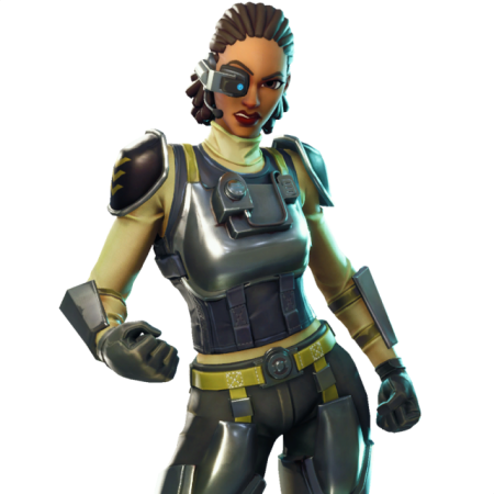 Steelsight Outfit Fortnite