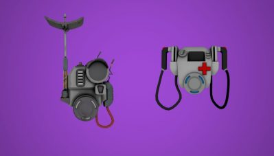 New Backpack Items Fortnite Update