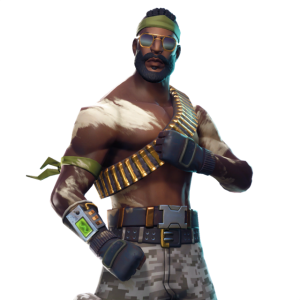 Bandolier Outfit Fortnite