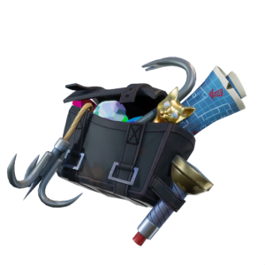 Burgle Bag Back Bling Fortnite