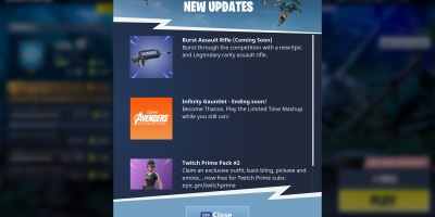 New Fortnite Items Fortnite Insight
