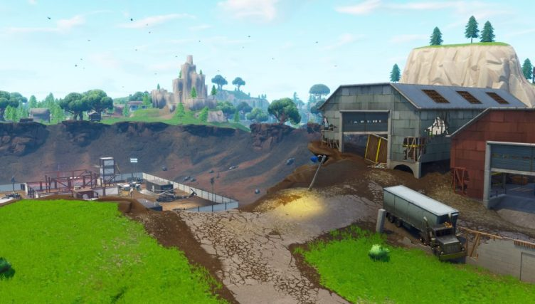 Dusty Divot Dusty Depot Comet Strike