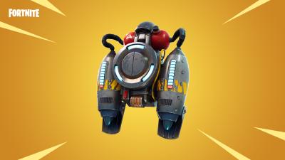 Jetpack Fortnite Update V4.2