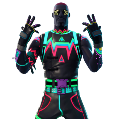 Liteshow Outfit Fortnite