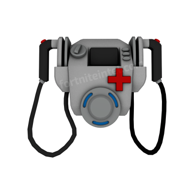 Medic Pack New Backpack Item Fortnite