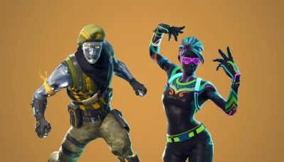 New Cosmetics V4.0 Update Fortnite
