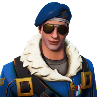 Royale Bomber Outfit Fortnite