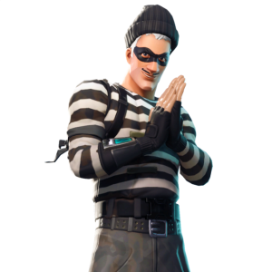 Scoundrel Outfit Fortnite