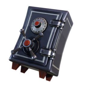 Strongbox Back Bling Fortnite