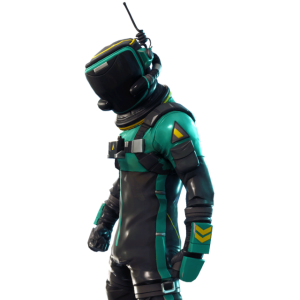 Toxic Trooper Outfit Fortnite