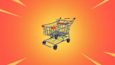 V4.3.0 Update Shopping Carts Fortnite